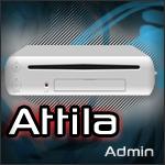 Portrait de Attila